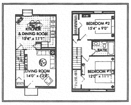 Somerset - 2 Bedroom