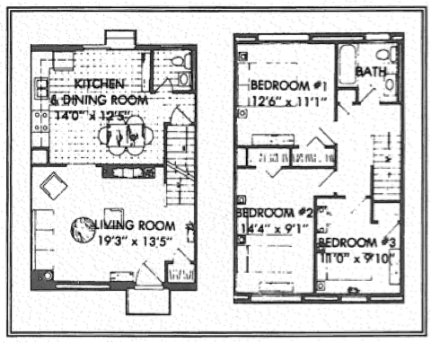 Buckingham - 3 Bedroom