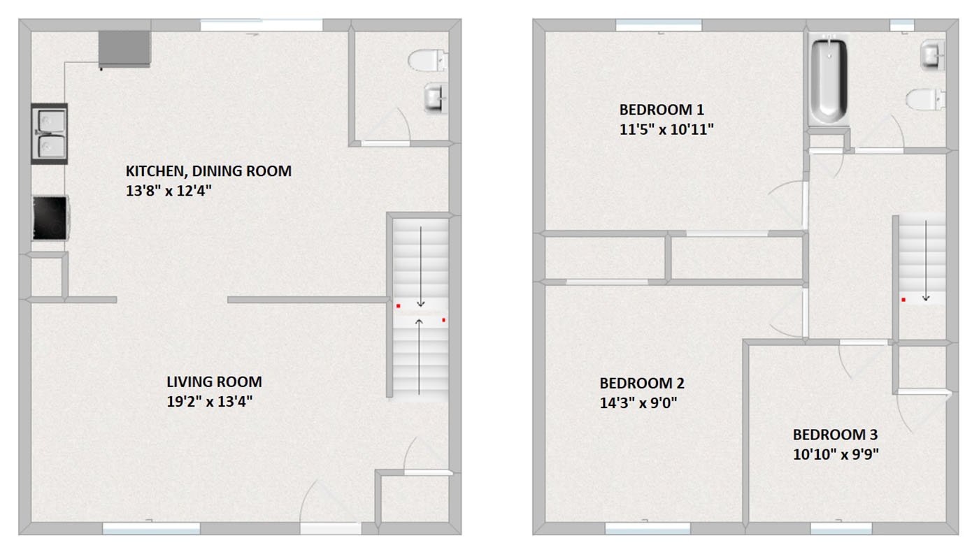 Highleah Buckingham Floor Plan