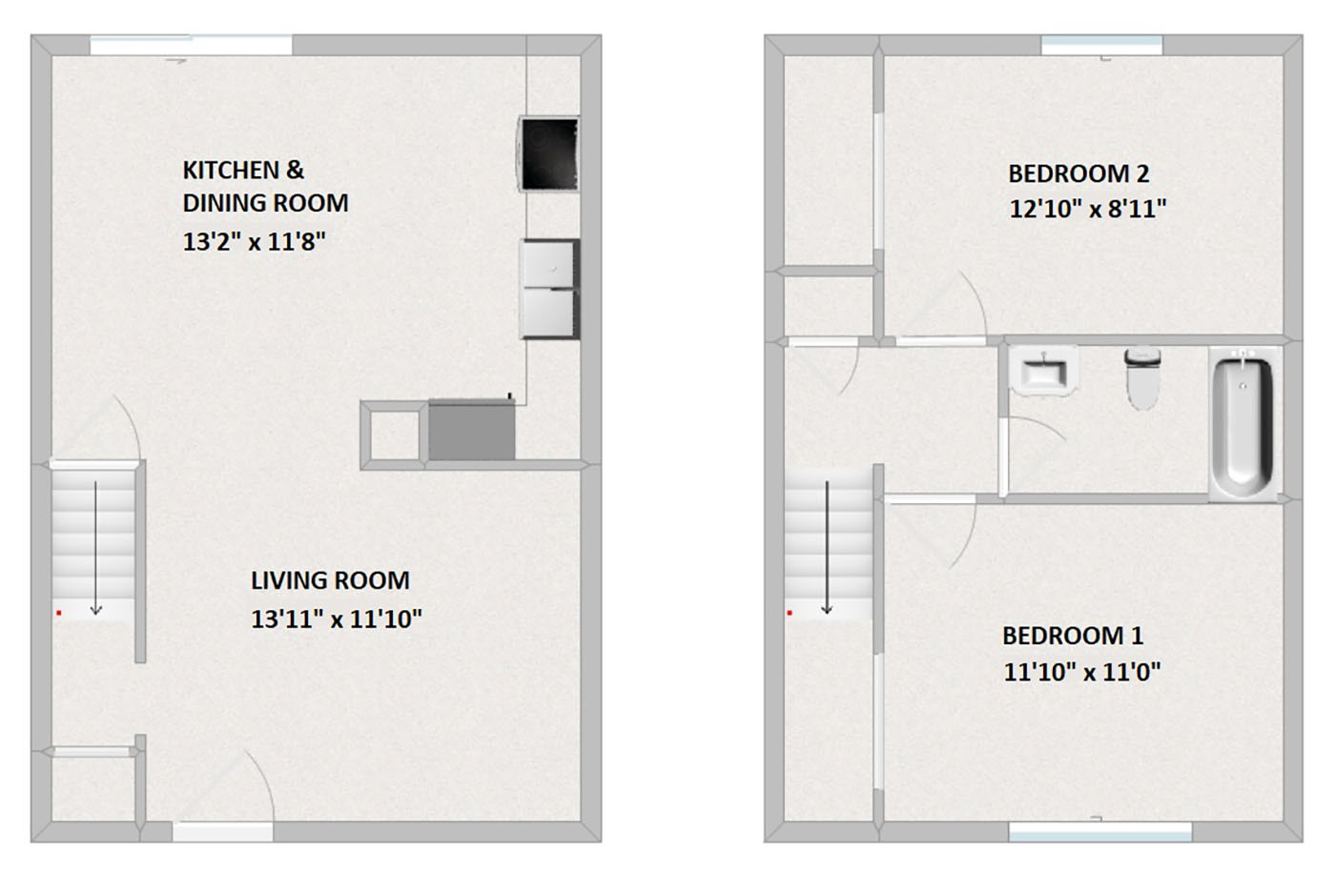Highleah Somerset Floor Plan